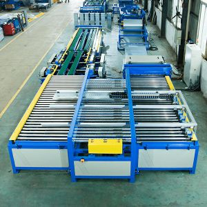 HVAC Duct Production Making Machine for Air Tube Forming pictures & photos