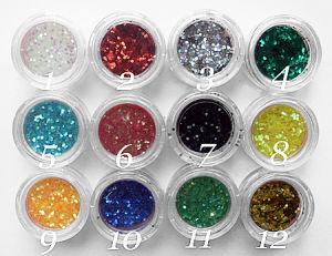 Glitter Dust, Glitter Powder, Nail Powder pictures & photos