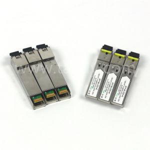 1.25g/2.5g/10g 40km/80km Ddm Transceiver SFP Module pictures & photos