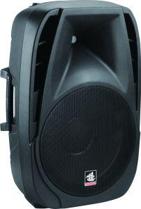 8 Inch Professional PA System Plastic DJ Passive Speaker pictures & photos