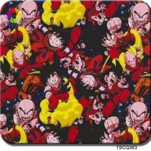 Tsautop 0.5m New Design Dragon Ball Water Soluble Film Transfer Printing Film pictures & photos