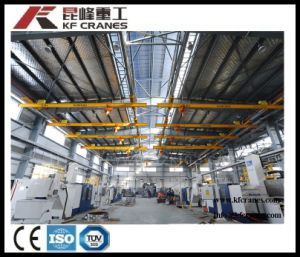 3.2t European Type Single Girder Crane Factory for Material Handling pictures & photos