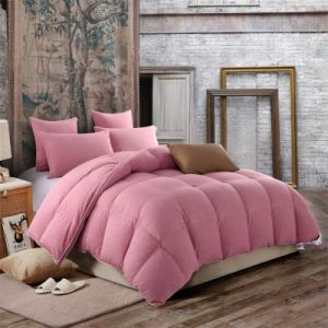 Soft Down Duvet Blankets Home Use Hotel Bed Linen pictures & photos