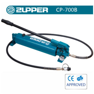 High Quality Hydraulic Hand Pump (CP-700B) pictures & photos