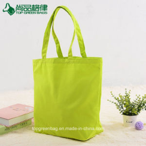 Fashion Custom Recyclable Tote Canvas Bag Teen Shoulder Shopping Bag for Travel pictures & photos