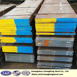 Tool Steel Hot Work Mould Steel 1.2713/L6/5CrNiMo/SKT4 pictures & photos