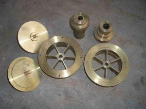 Aluminum Castings Alloy Cast Aluminum Copper Casting pictures & photos