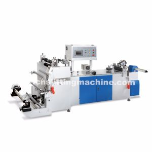 Shrinkable PVC Glue Sealing Machine pictures & photos