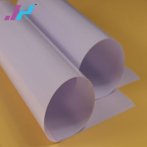 Printing Frontlit PVC Flex Banner Material Rolls pictures & photos