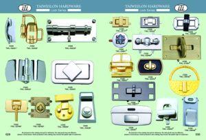 Decorative Hardware Twist Lock Turn Lock Purse Lock Press Lock for Handbag pictures & photos