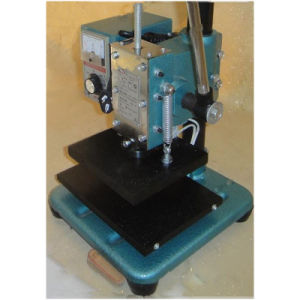 Tam-170 Small Area Manual Embossing Machine with Letter Mould pictures & photos