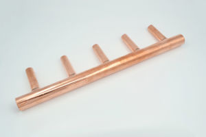 Copper Manifold with Ball Valve pictures & photos