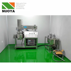 Zjr Cosmetic Homogenizing and Emulsifying Machine pictures & photos
