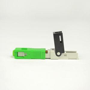 Sc Fiber Optic Fast Connector pictures & photos