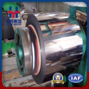 Stainless Steel Coil (cold rolled and hot rolled) Grade 201 304 400 pictures & photos