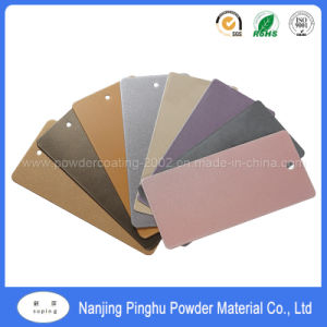 Gold/Silver Powder Coating for Car Use pictures & photos