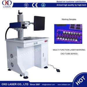 Qr Code Metallic 304 301 Stainless Steel Logo Marking Laser Machine pictures & photos