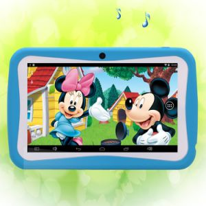 7 Inch Quad Core Android Kids Tablet PC Kids Pad pictures & photos