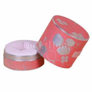 China Supplier Cardboard Paper Cosmetic Packaging Tube Box pictures & photos