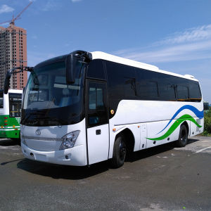 8.5m Rear Yuchai Engine Bus with 37-39 Seats for Sale pictures & photos
