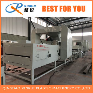 PVC Anti-Slipping Carpet Extruder Production Line pictures & photos