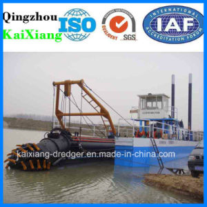 River Used Cutter Suction Dredger pictures & photos