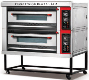 Luxurious Gas Deck Oven (FB-ALB-04Q) pictures & photos