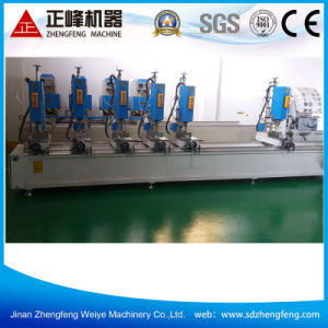 Multi Head Combination Drilling Machine for PVC Profiles pictures & photos