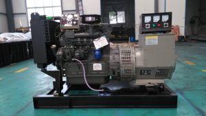 Weifang Ricardo 24kw/30kVA Silent Diesel Generator Set pictures & photos
