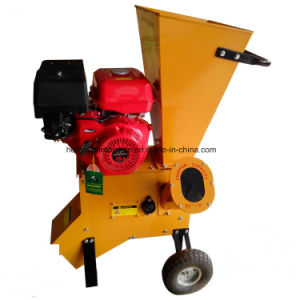 6.5HP Factory Direct Supply Wood Chipper Shredder pictures & photos