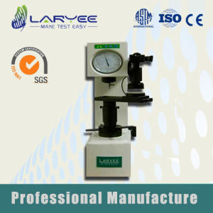 ASTM E10 E92 E18 Universal Hardness Tester (HBRV-187.5) pictures & photos