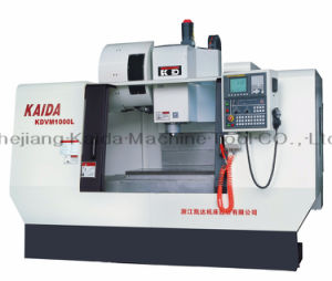 Full Funcation Vertical CNC Turning Center Kdvm1000L pictures & photos