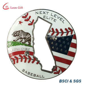 Hard Enamel State Baseball Lapel Pin for Sale pictures & photos