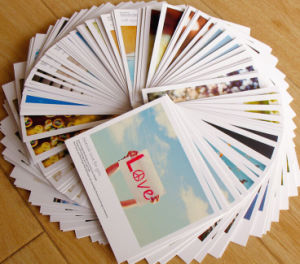 Specialized Printing Commemorative Postcards pictures & photos