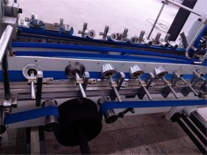 Four Six Corner Box High Speed Folder Gluer (GK-1450SLJ) pictures & photos