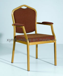 Hot Selling Modern Chair Restaurant or Aluminum Dining Chair (XYM-L51) pictures & photos