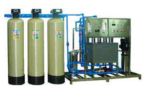 RO Drinking Water Purifier Plant