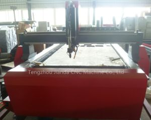 CNC Flame Plasma Cutting Machine for Carbon Steel pictures & photos