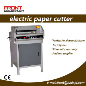 Paper Cutting Machine Fn-G450V+ pictures & photos