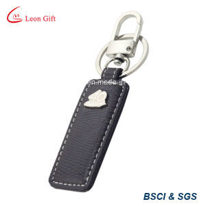 Customized Printing Leather Key Chain pictures & photos