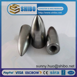 Molybdenum Piercing Mandrels for Stainless Steel pictures & photos