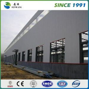 Large Span Light Steel Prefab Structure Workshop Warehouse pictures & photos