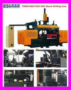 CNC Beams Drilling Machine