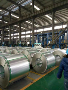 G350 Az100 Gl Galvalume Steel Coil Alu Zinc Steel Strip pictures & photos