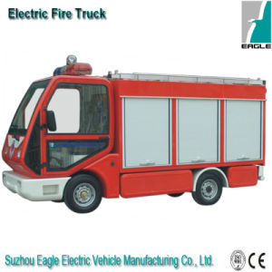 Electric Fire Fighting Truck Eg6040f pictures & photos