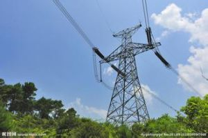 500kv Double Circuit Steel Transmission Power Tower pictures & photos