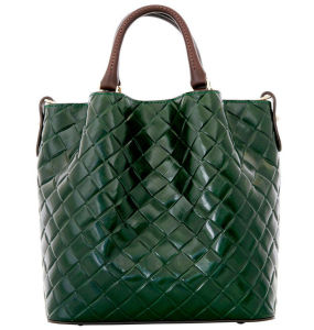 Large Capacity Woven Tote Bag Leisure Handbag (LDO-15498) pictures & photos