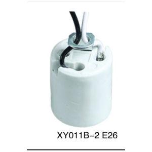E26 Porcelain Lamp Holder (XY011B-2)