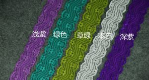 New Fashion Stretch Flower Lace for Decoration pictures & photos