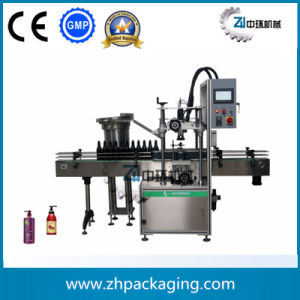 Zhtw-180m Side-Wrap Auto Capping Machine pictures & photos